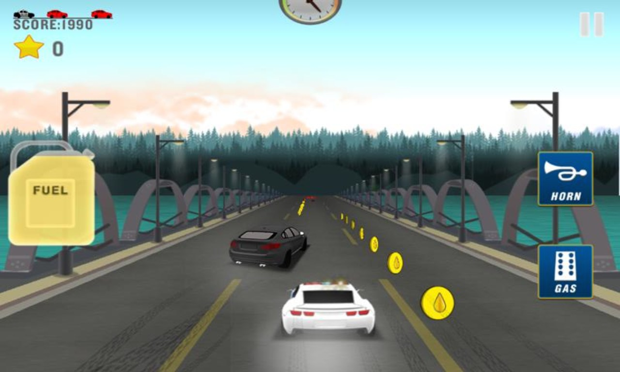 car chase games