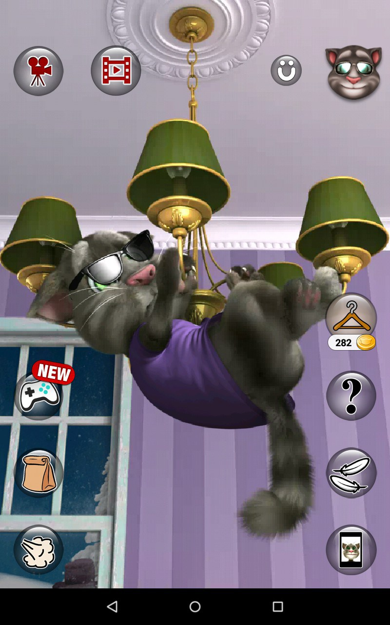 Talking Tom Cat 2 - Apps on Google Play