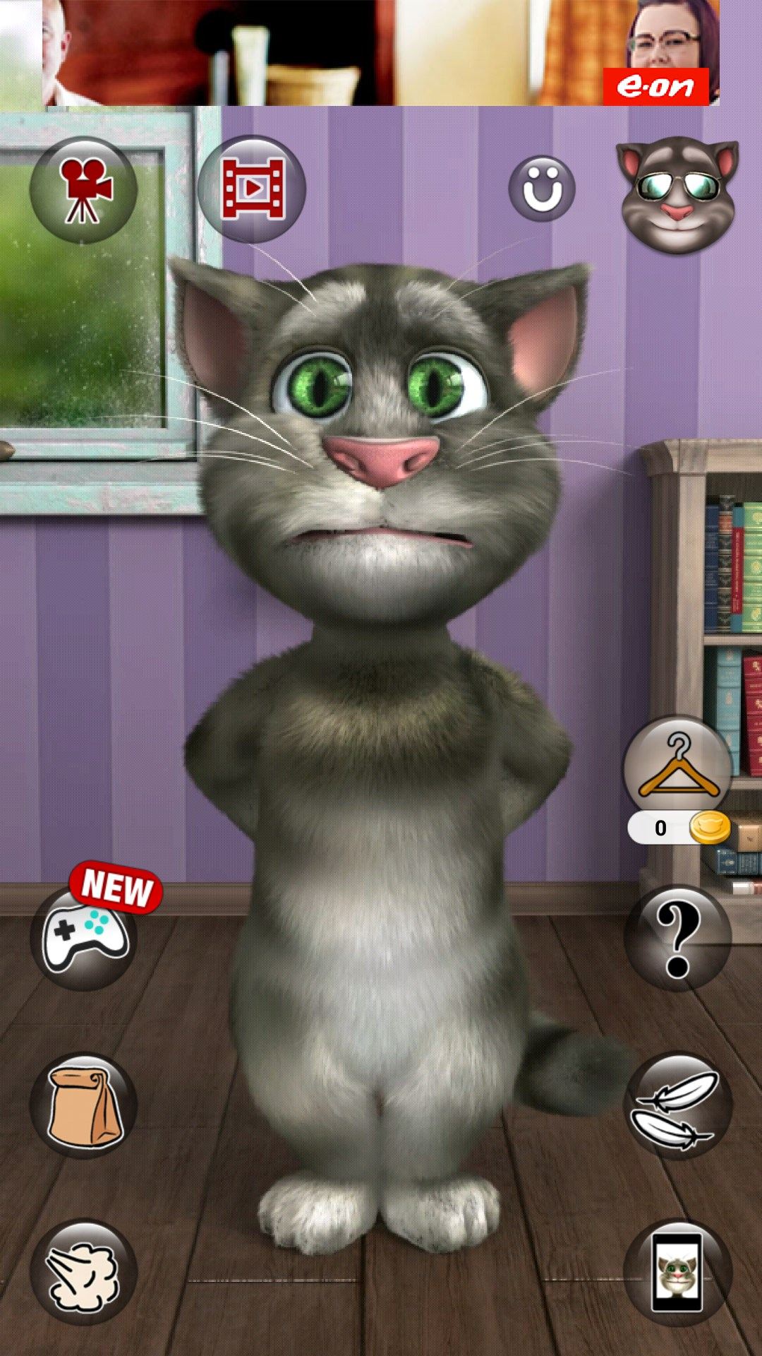 Talking tom cat 2 for android download.