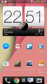 Minima Live Wallpaper para LG E510 Optimus Hub
