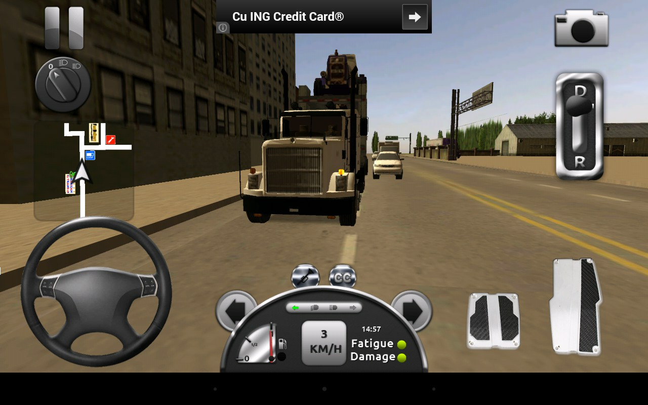 truck simulator 3d games for android free download