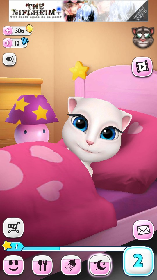 my talking angela jeux pour android 2018 t l chargement gratuit my talking angela suivre. Black Bedroom Furniture Sets. Home Design Ideas