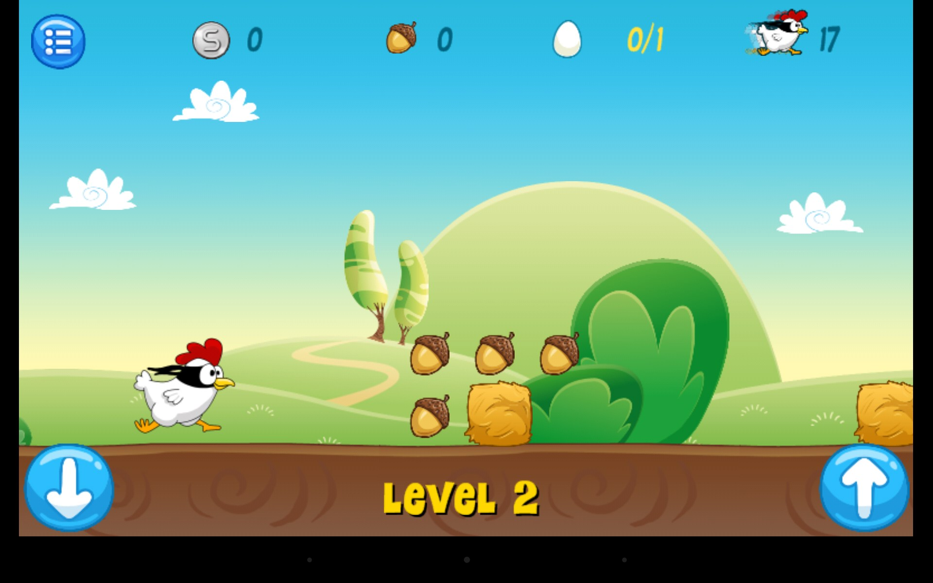 ninja chicken - games for android 2018 - free .