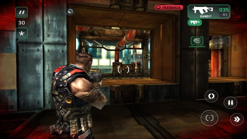 SHADOWGUN: DeadZone for Sony Ericsson Xperia PLAY