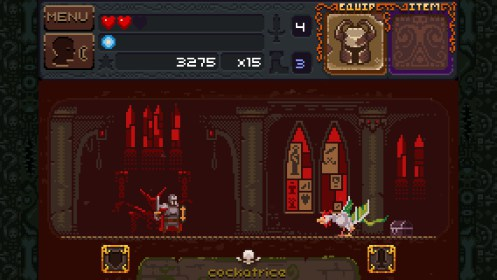 Deep Dungeons of Doom pour Archos 97 Neon