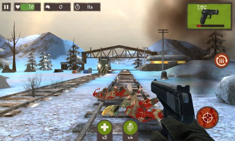 Zombie Call: Modern Trigger Duty of Dead Shooter 5