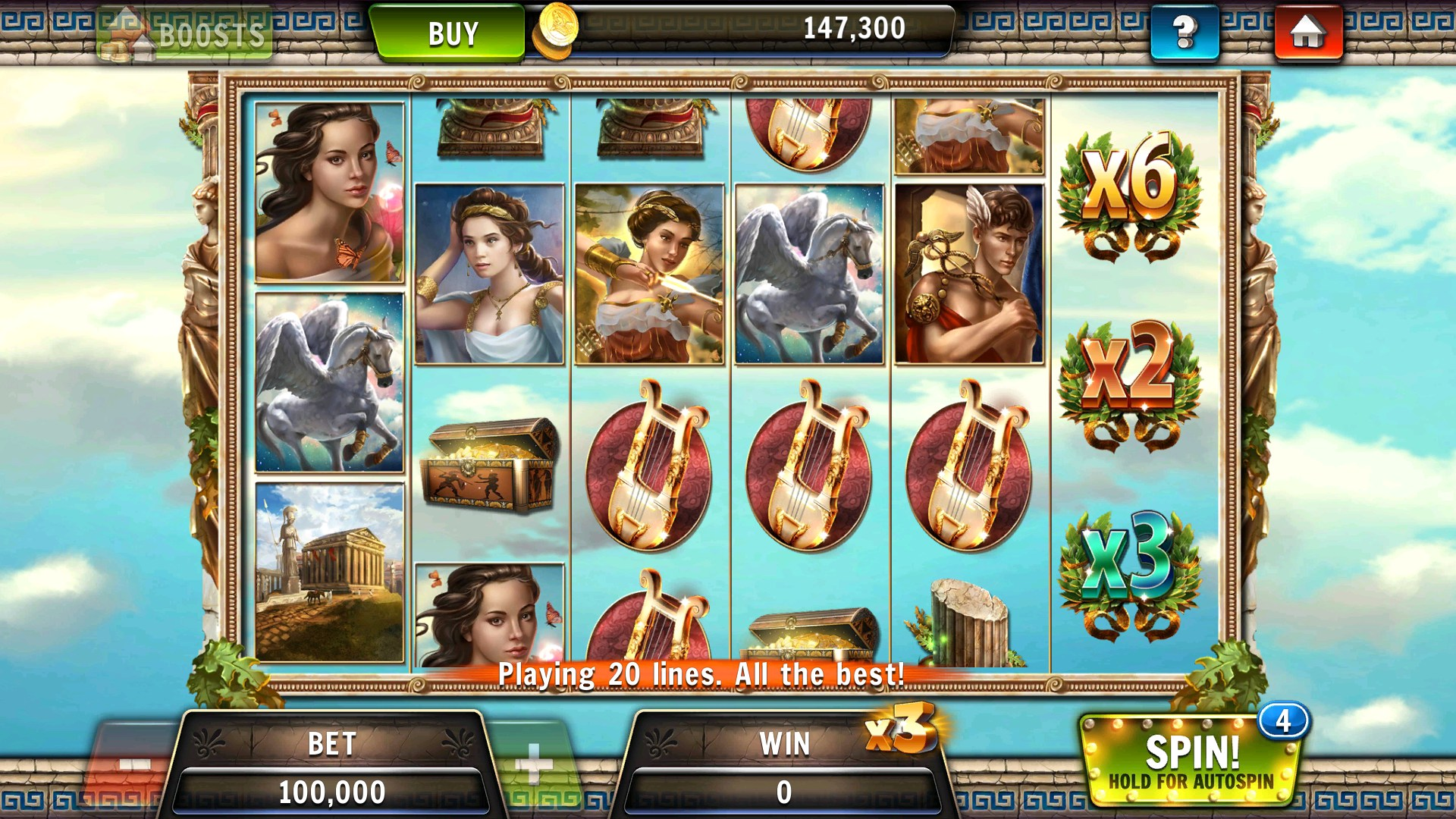 Alice & Mad Tea Party Video Slots - spil online gratis