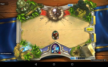 Hearthstone Heroes of Warcraft for Huawei Hold X