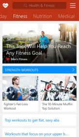 MSN Health & Fitness