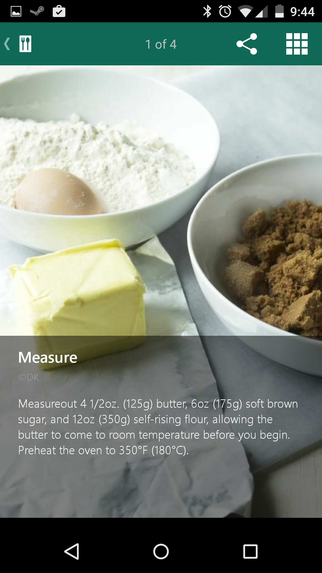 msn food drink recipes app
