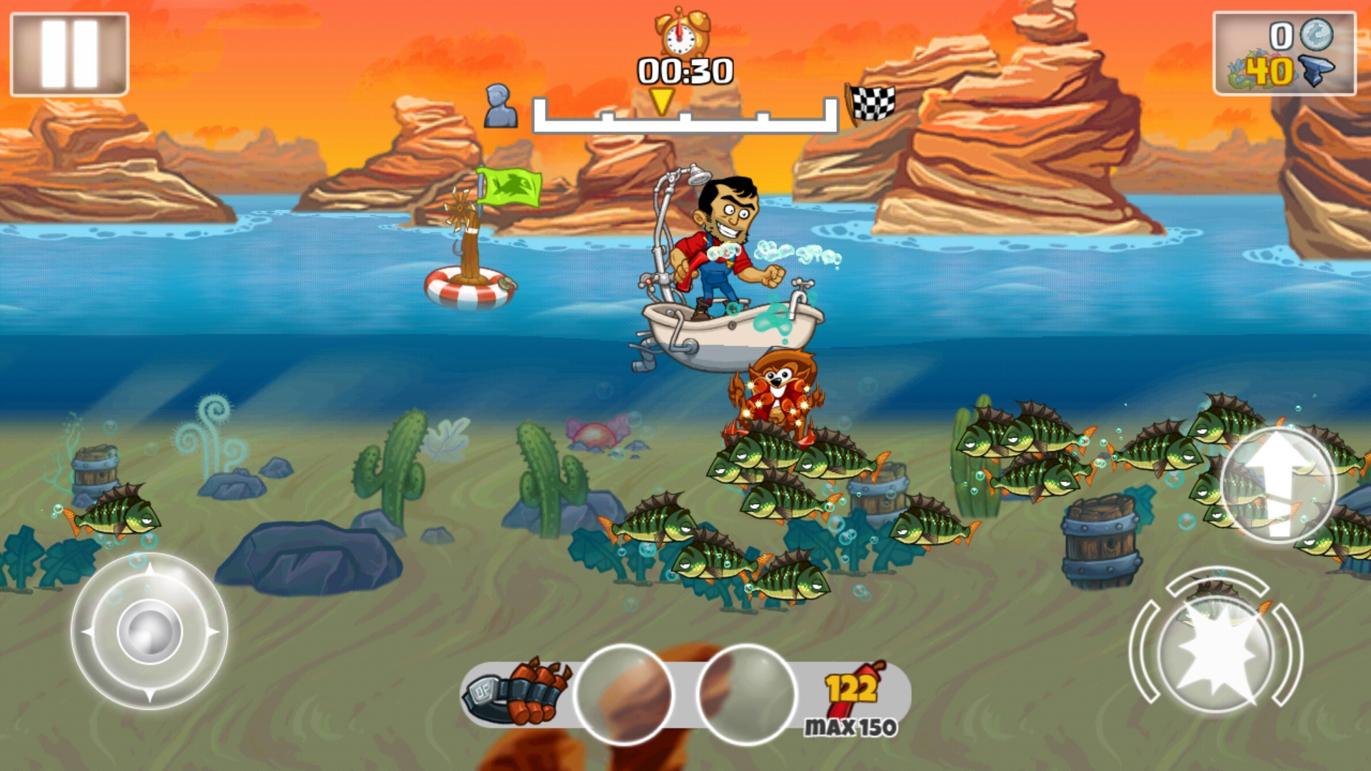 Dynamite fishing world games giochi per android 2018 for Fishing world game