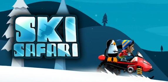 Ski Safari for Archos 97 Neon