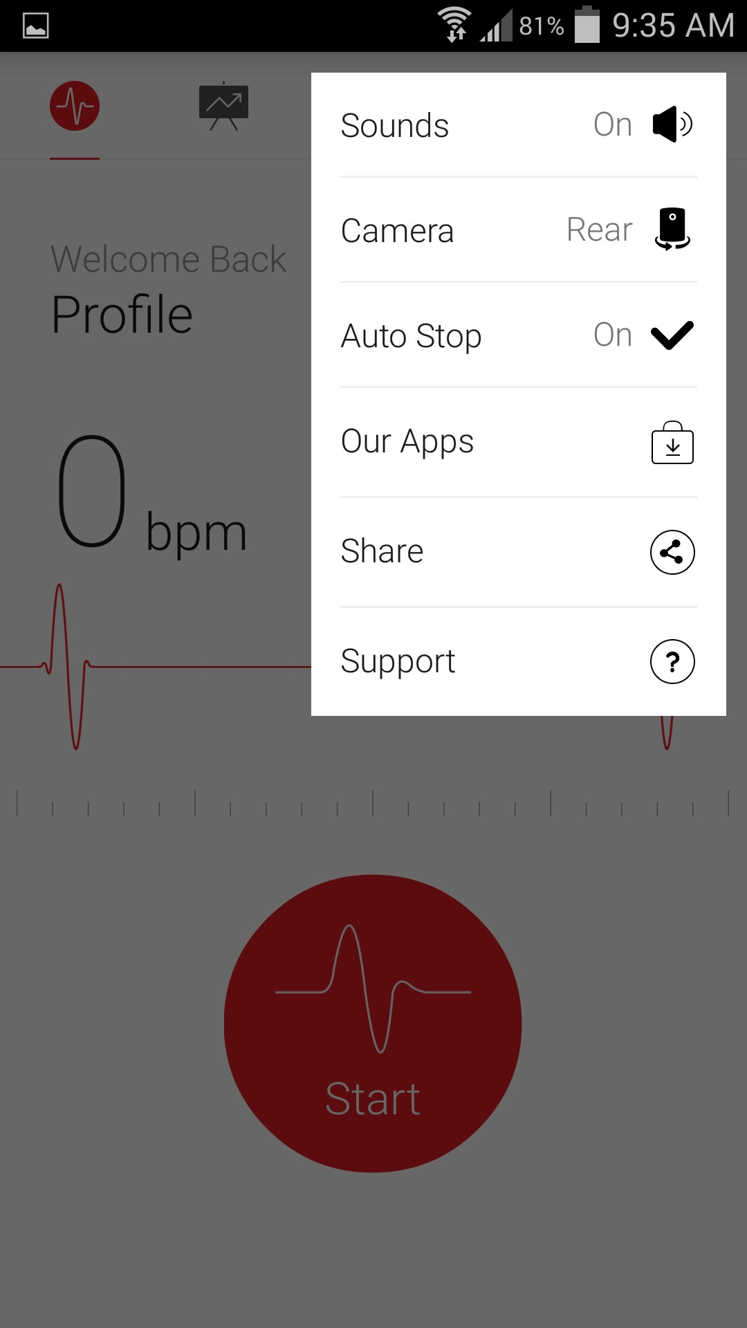 Cardiograph – Soft for Android 2018 – Free download. Cardiograph ...
