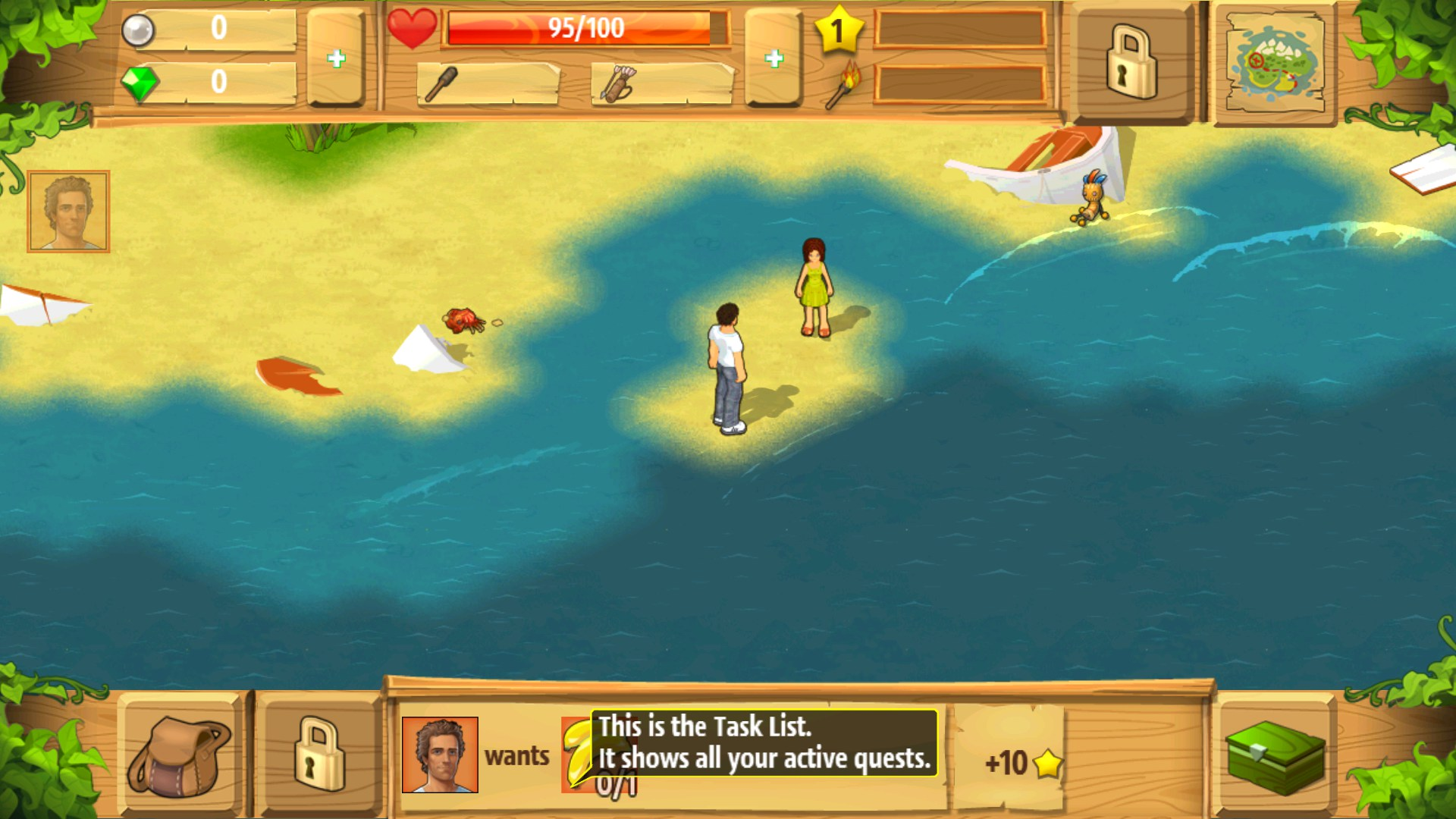 Island Castaway Lost World Games For Android Free