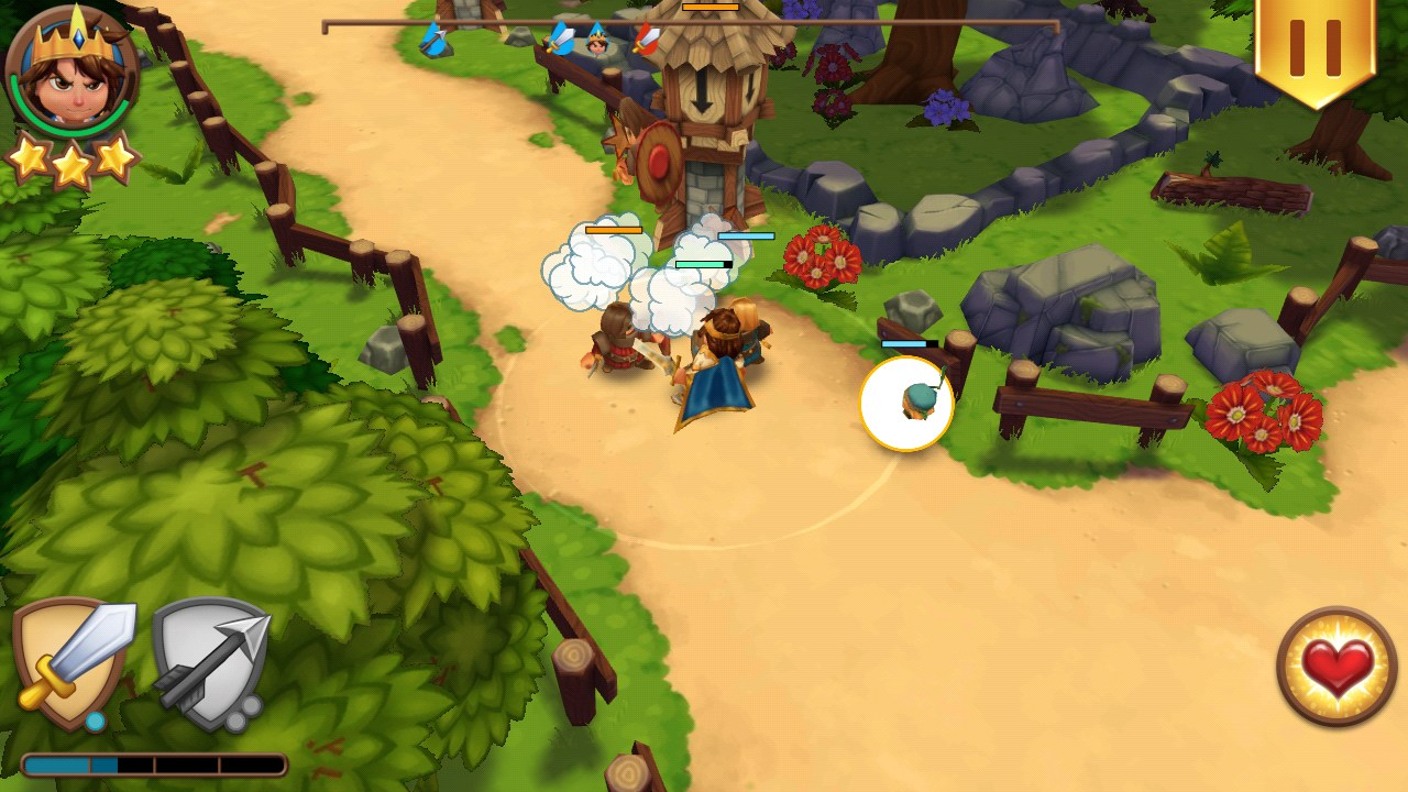 Royal Revolt! – Games for Android 2018 – Free download ...