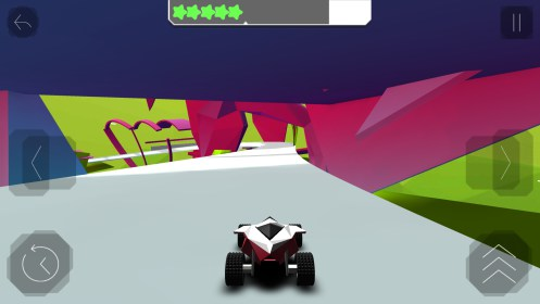 Stunt Rush - 3D Buggy Racing for ZTE U985 Grand Era