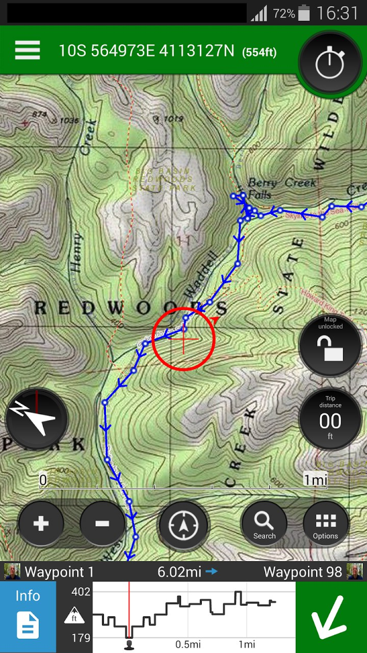 Viewranger Gps Trails Maps Soft For Android 2018