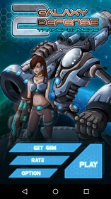 Galaxy Defense 2: Transformers for Amazon Kindle Fire HD