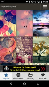 Best Wallpapers QHD for Sony Ericsson Xperia Arc S