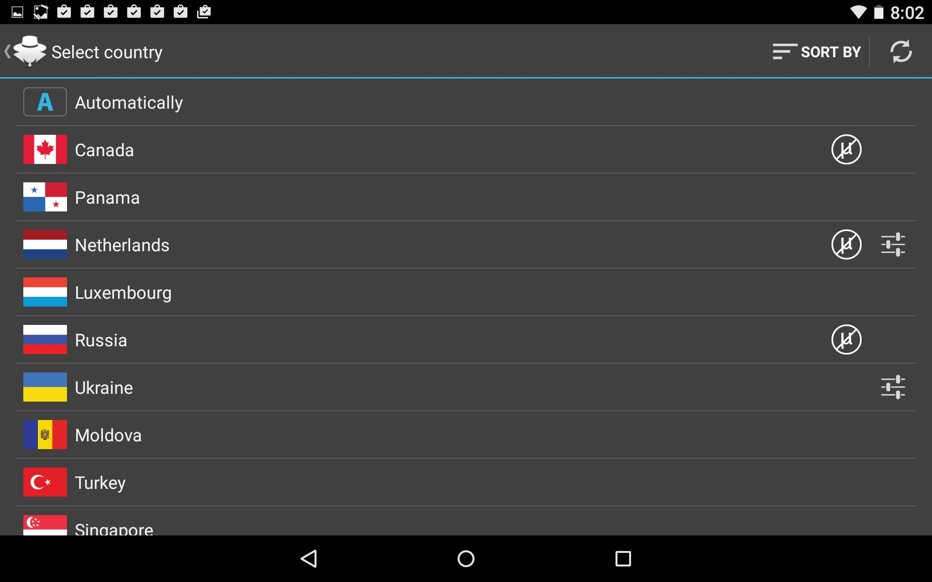 how to find ip address on samsung tablet