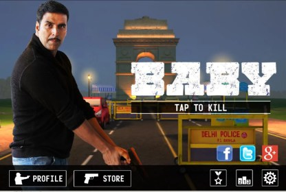 BABY: The Bollywood Movie Game for HTC EVO Design 4G