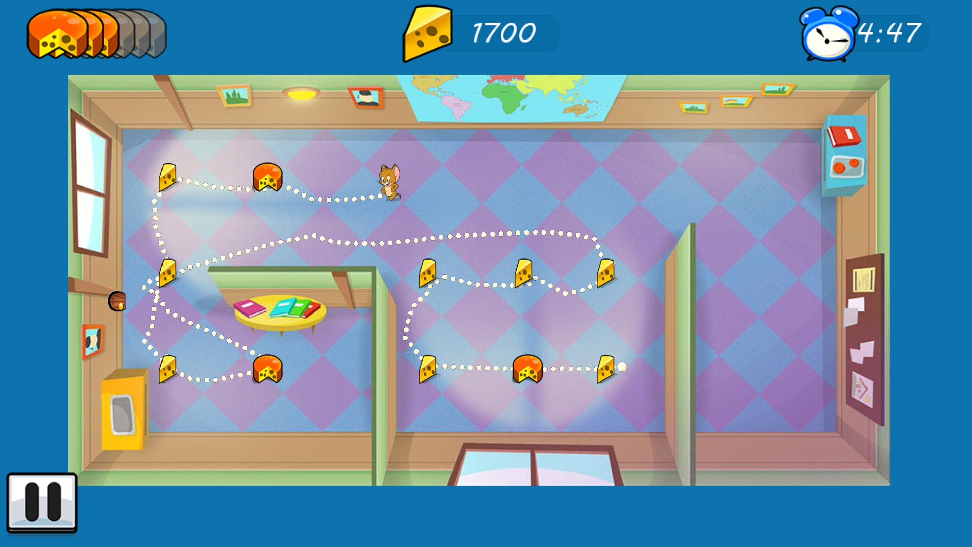 Tom & Jerry: Mouse Maze FREE – Games for Android 2018 ...