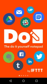 Do Note by IFTTT for Prestigio MultiPhone 7600 DUO