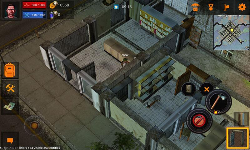 Zombie raiders beta games for android 2018 free for Zombie crafting survival games