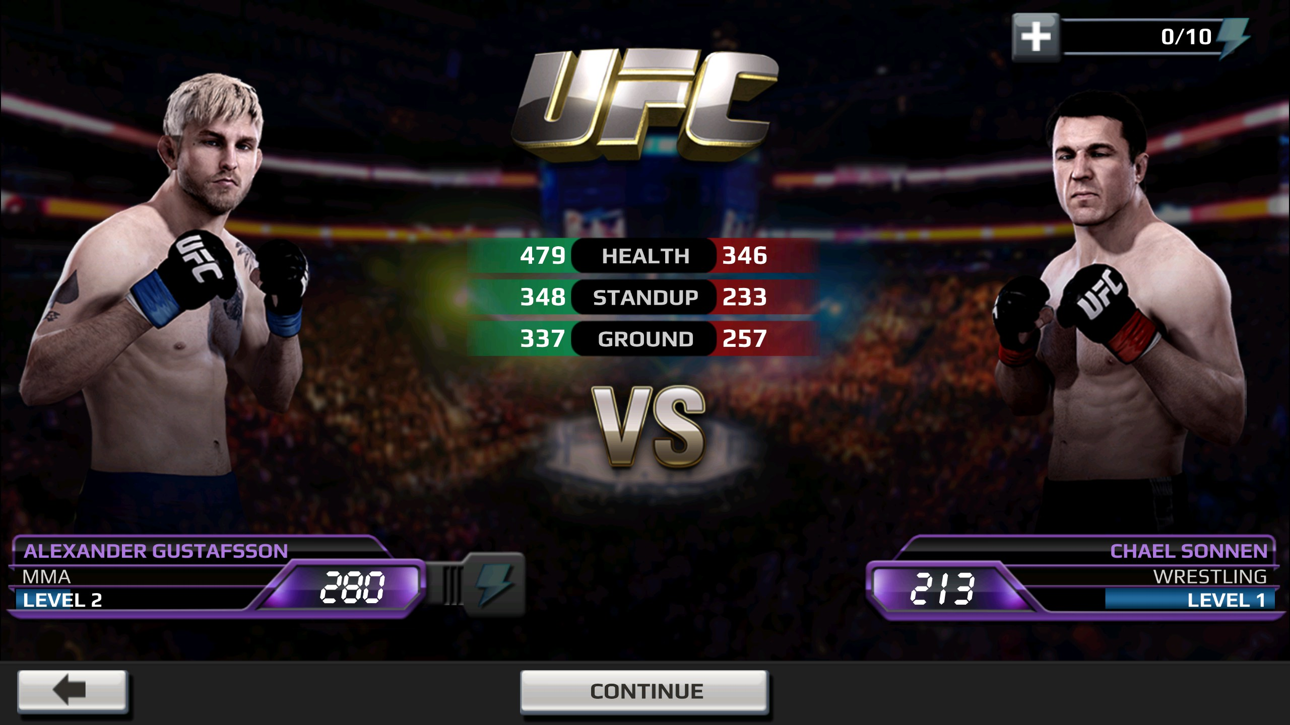ea sports64 ufc - games for android - free .