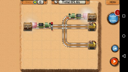 Rail Maze 2 : Train puzzler for Prestigio MultiPad 4 Ultimate 10.1 3G