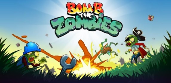Bomb The Zombies for Archos 97 Neon