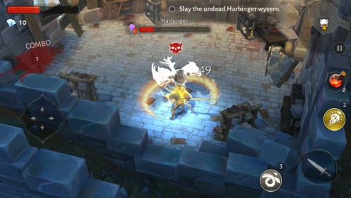 Dungeon Hunter 5 – Action RPG for Sony Ericsson Xperia Active