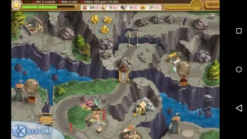 Roads of Rome 2 (Freemium) for LG Optimus L5 II Dual (E455)