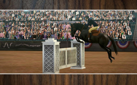 My Horse pour Samsung GT-N7000 Galaxy Note