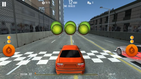 Speed Cars: Real Racer Need 3D for Samsung GT-S6500 Galaxy Mini 2