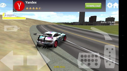 Super GT Race & Drift 3D for HTC Zara