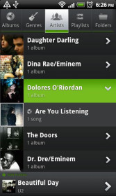 PlayerPro Music Player for LG Nexus 4