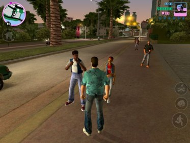 Grand Theft Auto: Vice City for Samsung GT-N7000 Galaxy Note