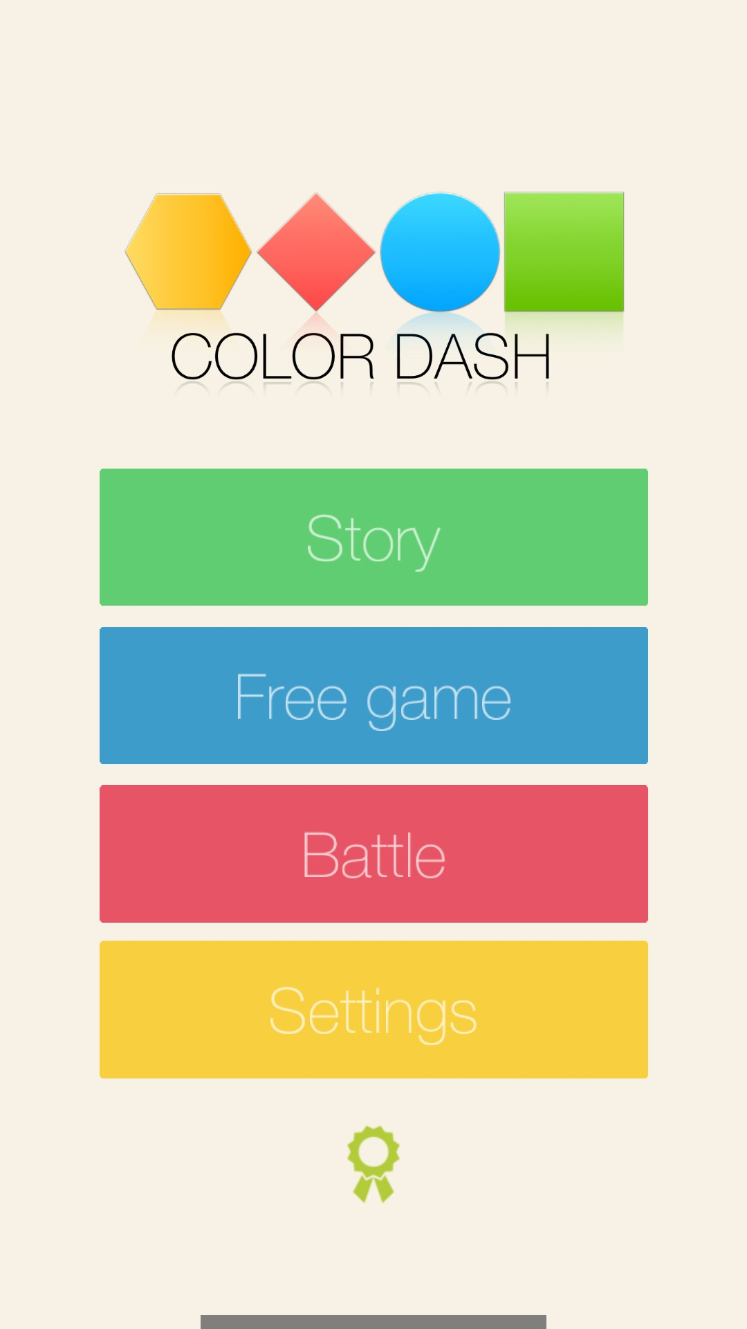 Play Color Dash, a free online game on Kongregate