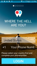 Where the hell are you? for ASUS MeMO Pad 8