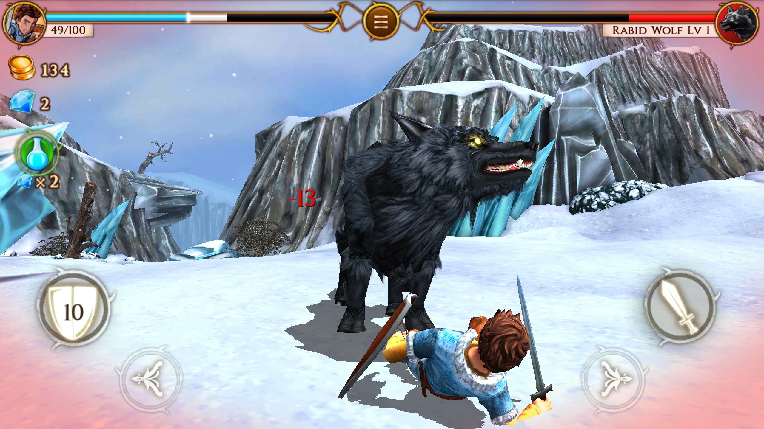 winter quest spiele