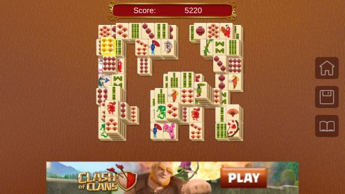 Mahjong Solitaire Guru for Sony Xperia C