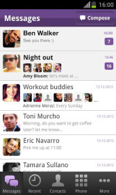 Viber: Free Calls & Messages para HTC Desire X