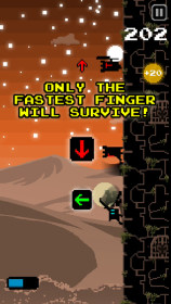 Tower Slash - Only the fastest finger will survive