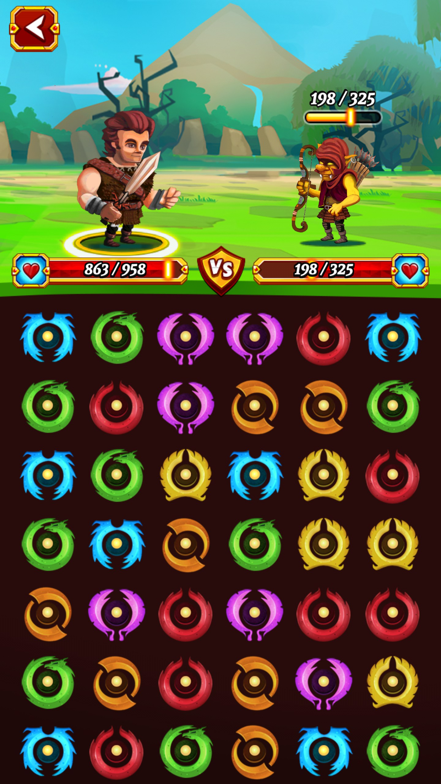 kingdom come puzzle quest u2013 games for android u2013 free download
