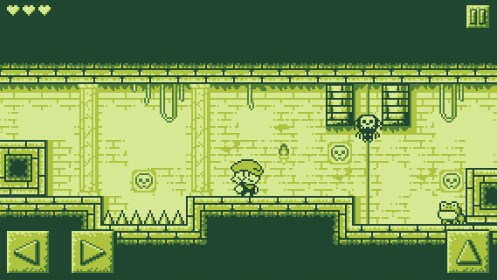 Tiny Dangerous Dungeons for HTC Desire Q