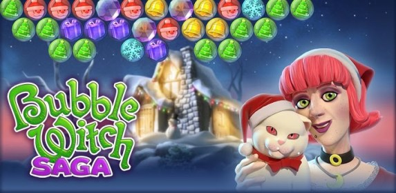Bubble Witch Saga for LG Optimus GK