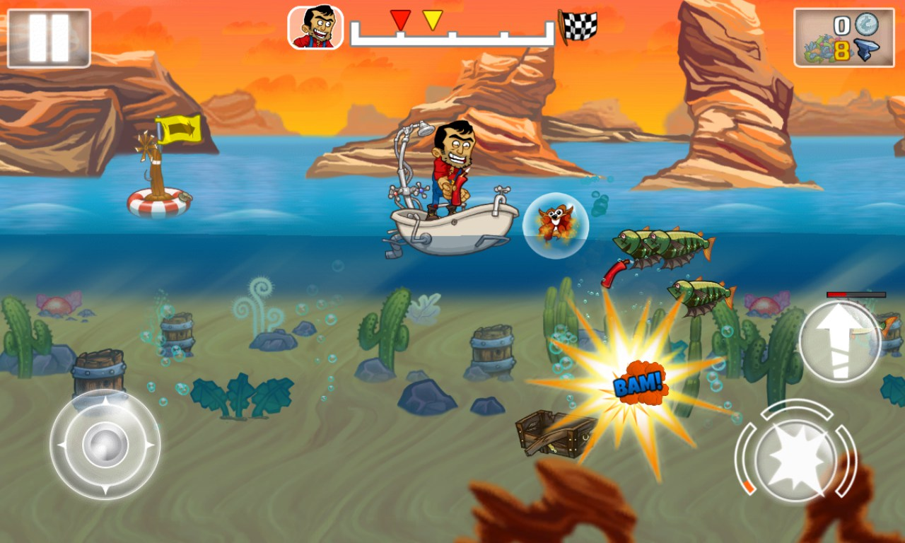 Dynamite Fishing World Games – Games for Windows Phone 2018