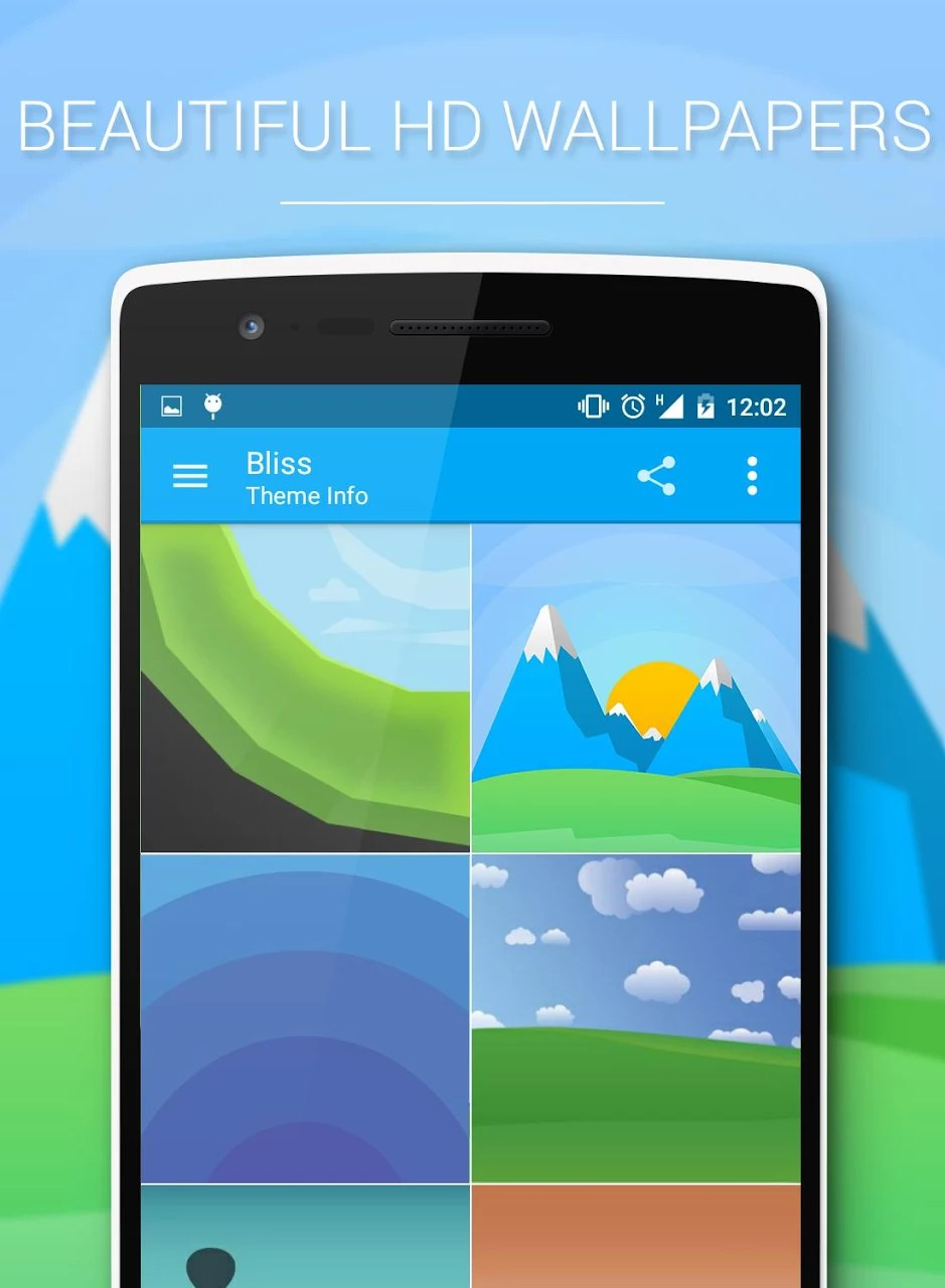Bliss - Icon Pack – Soft for Android. Bliss