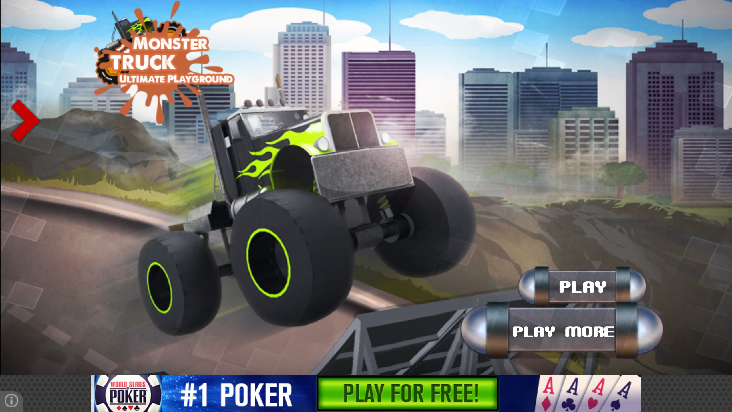 monster truck ultimate ground games for android 2018. Black Bedroom Furniture Sets. Home Design Ideas